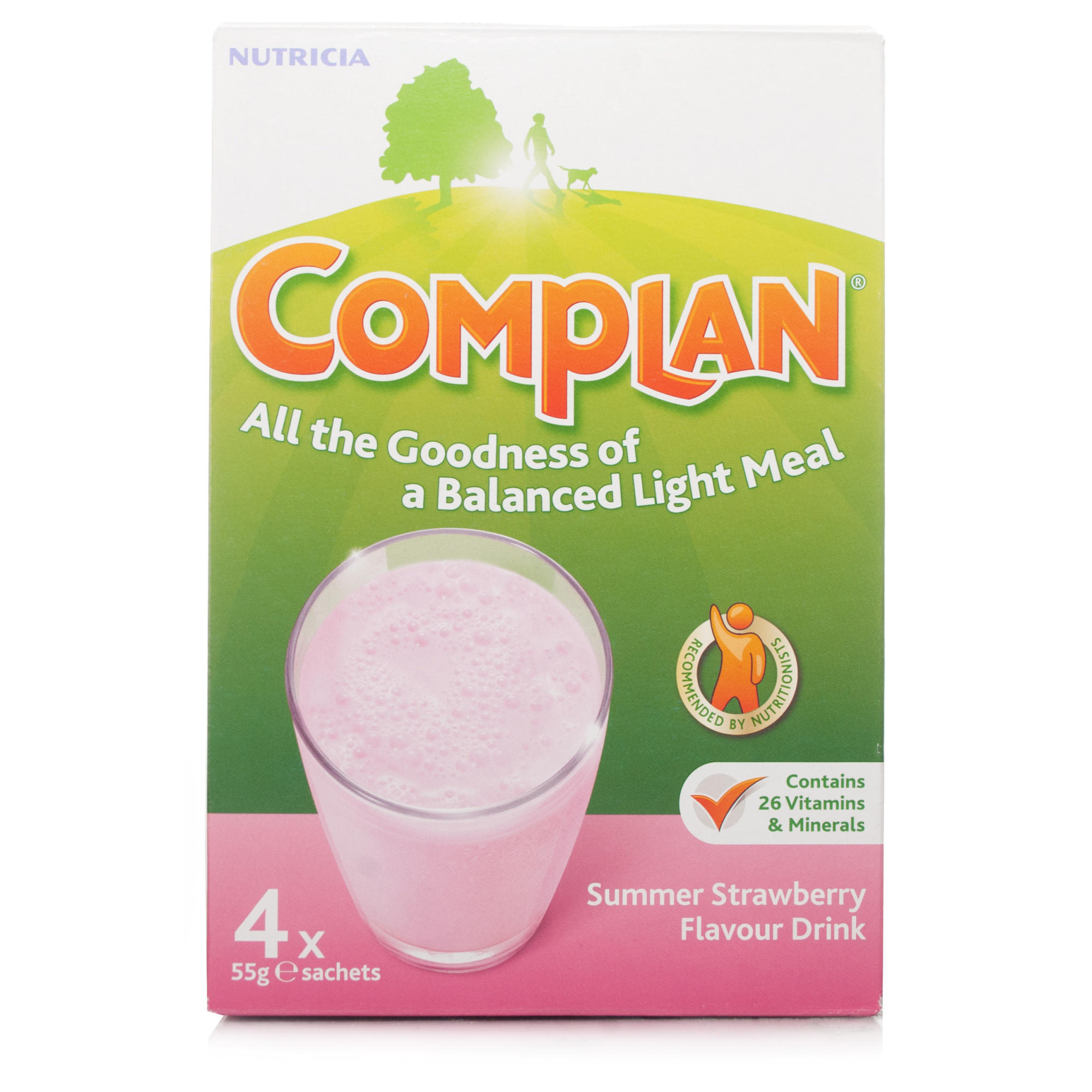 Complan Strawberry