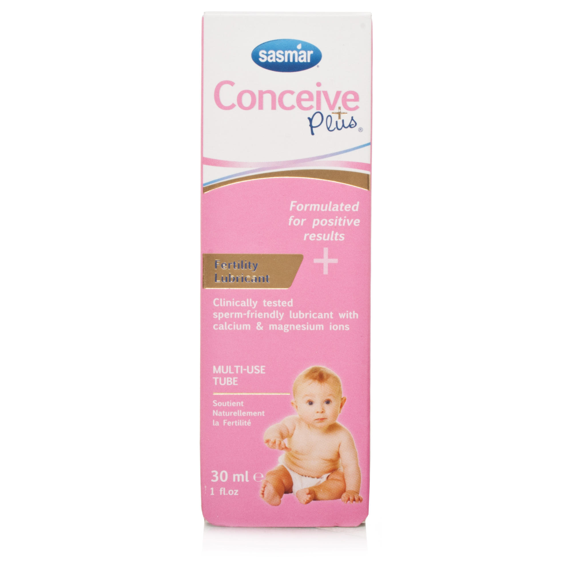 Conceive Plus Fertility Lubricant Tube