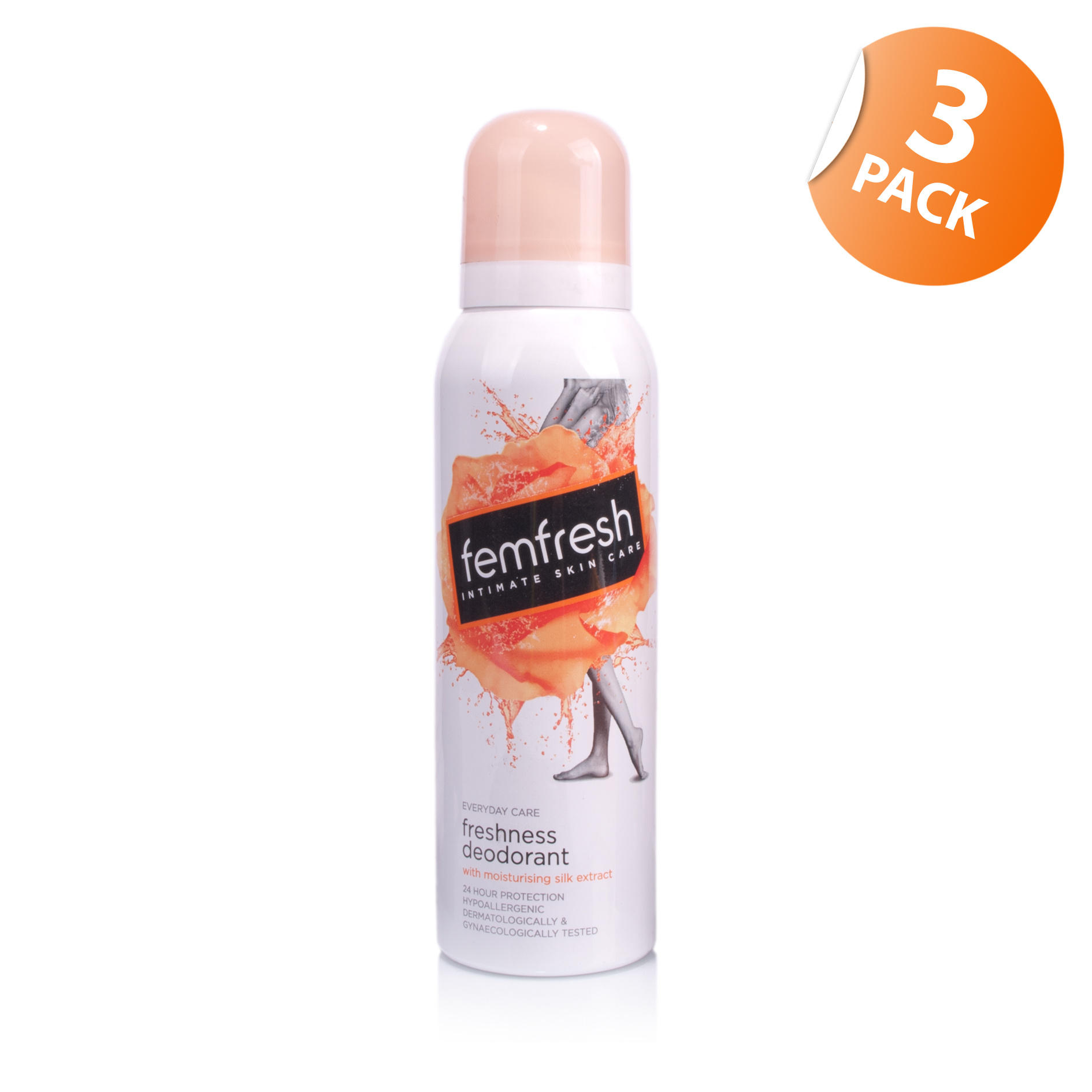 Femfresh Feminine Deodorant Spray - Triple Pack