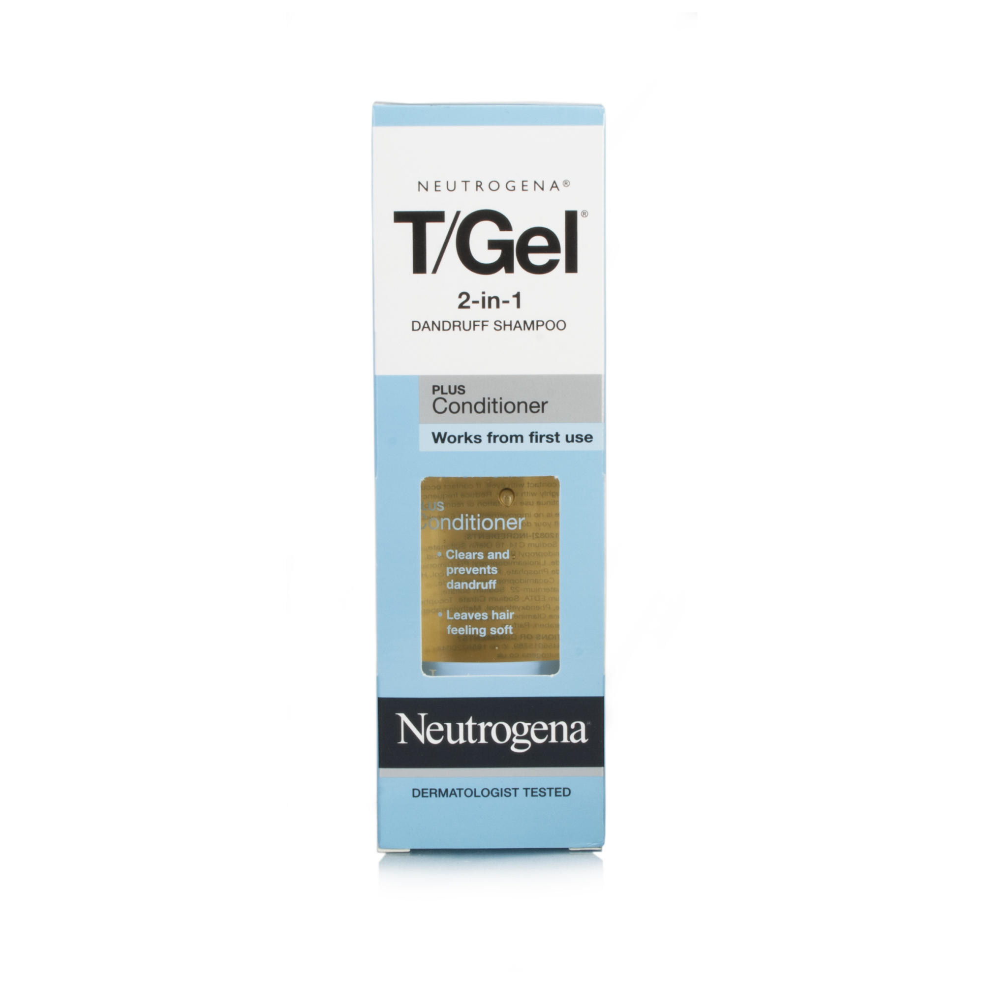 Neutrogena T/Gel 2 in 1 Shampoo & Conditioner