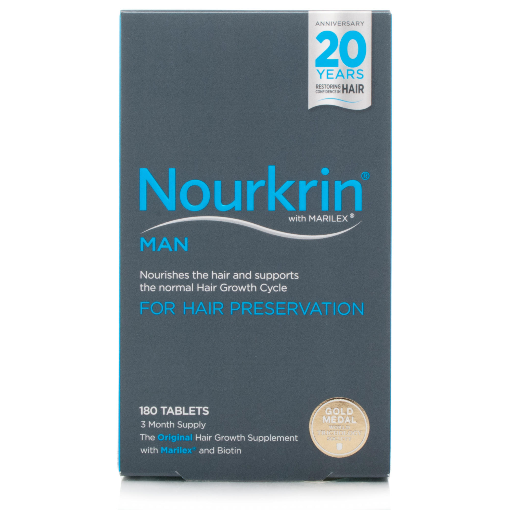 Nourkrin Man 3 Month Supply