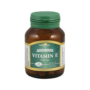 Nature's Own Vitamin E 100mg (150i.u.) 60 Vegan Caps