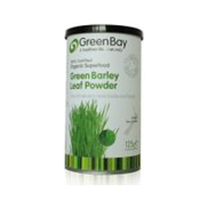 GreenBay Harvest Organic Green Barley Leaf Powder 125g