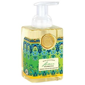 Michel Design Works Lemon Verbena Foaming Shea Butter Hand Soap 530ml
