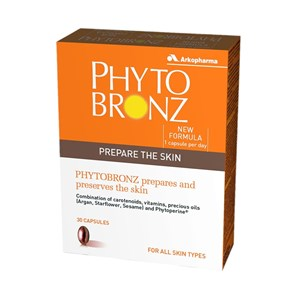 Arkopharma Phytobronz Sun Protect Capsules 30 capsules