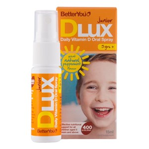Better You Junior DLux Vitamin D Oral Spray 15ml