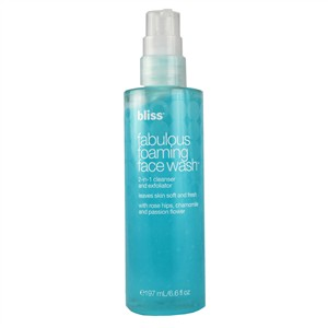 Bliss Fabulous Foaming Face Wash 197ml