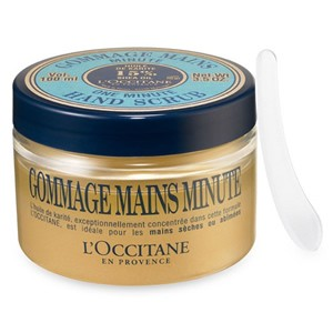 L'Occitane One Minute Hand Scrub with Shea Oil 100ml
