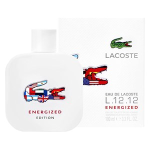 Lacoste Eau De Lacoste L.12.12 Energized Edition EDT For Him 100ml