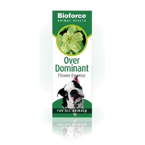 Bioforce Animal Health Over Dominant Essence for Animals
