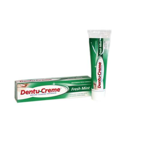 Dentu-Creme Toothpaste Fresh Mint 75ml