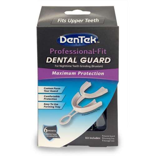 DenTek Guard Professional Fit Maximum Protection Kit
