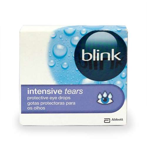 Blink Intensive Tears Protective Eye Drops 20 x 0.4ml