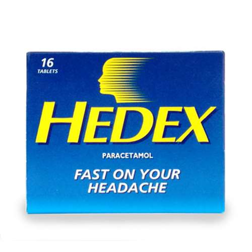 Hedex Tablets 16