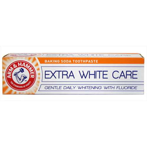 Arm and Hammer Extra White Care Toothpaste 125g