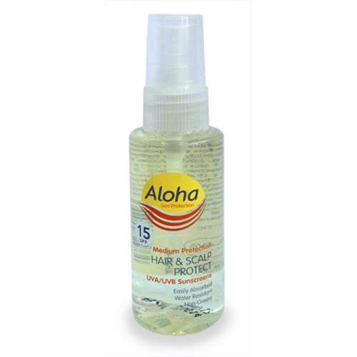 Aloha Hair And Scalp Protect SPF15 50ml