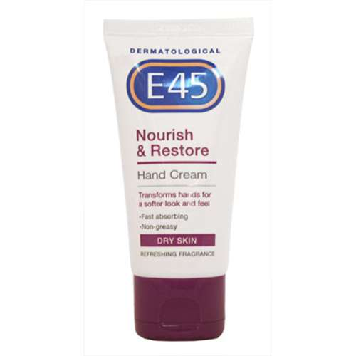 E45 Hand Cream Nourish and Restore 50ml
