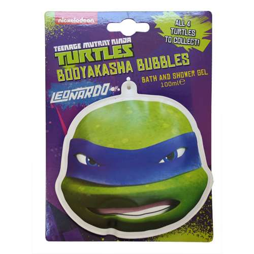 Teenage Mutant Ninja Turtle Booyakasha Bath & Shower Gel Leonardo.
