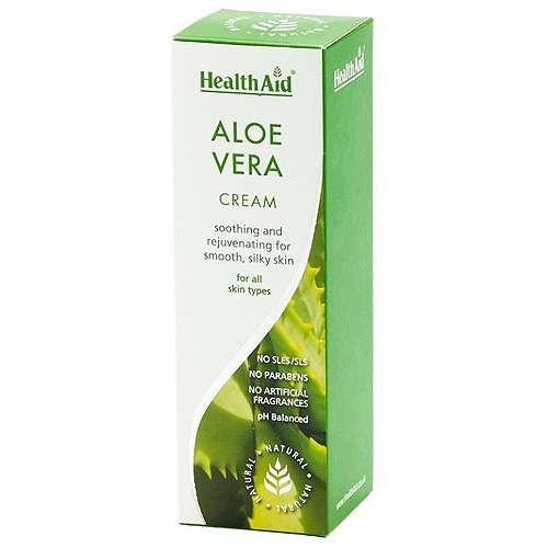 Health Aid Aloe Vera Cream 75ml