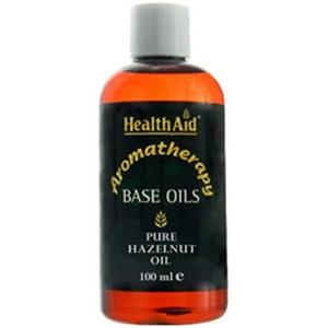 HealthAid Base Oil - Hazel Nut Oil 100ml