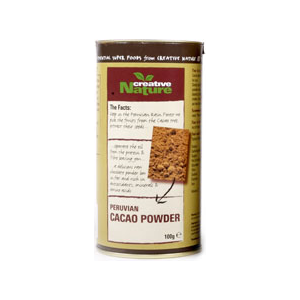 Creative Nature Peruvian Cacao Powder 100g 100g