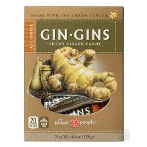 The Ginger People Gin-Gins Chewy Ginger Coffee Candy 42g