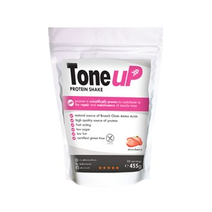 Tone Up Protein Shake Strawberry 455g