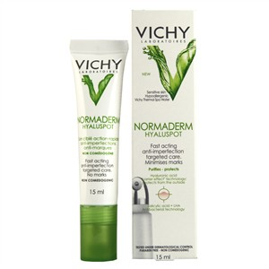 Vichy Normaderm Hyaluspot Targeted Care Anti-imperfections Anti-marks 15ml
