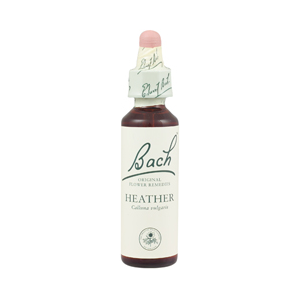 Bach Original Flower Remedies Heather 20ml