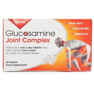 Aloe Pura Glucosamine Joint Complex Tablets 30 Tablets