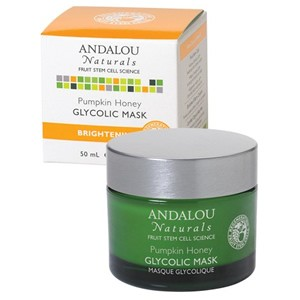 Andalou Naturals Brightening Pumpkin Honey Glycolic Mask 50ml