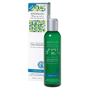Andalou Naturals Clearskin Willow Bark Pure Pore Toner 178ml