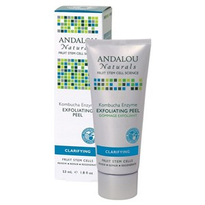 Andalou Naturals Clarifying Kombucha Enzyme Exfoliating Peel 53ml