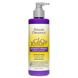 Avalon Organics CoQ10 Repair Ultimate Firming Body Lotion 230ml