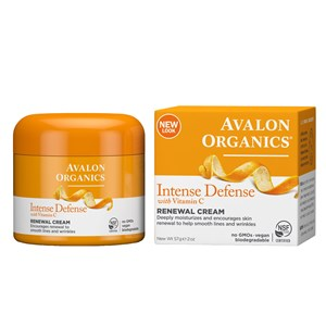 Avalon Organics Vitamin C Renew Facial Cream 50ml