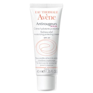 Avene Antirougeurs Jour Cream SPF20 - Dry to Very Dry Skin 40ml