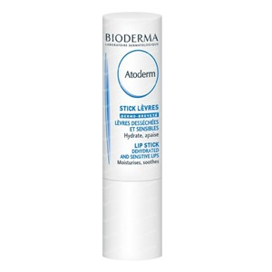 Bioderma Atoderm Moisturising Stick for Dehydrated Lips 4g