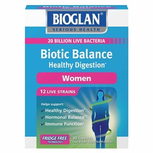 Bioglan Biotic Balance Capsules For Women 30 Capsules