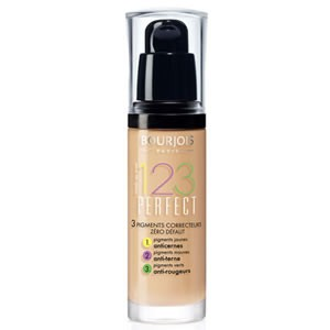 Bourjois 1,2,3 Perfect Foundation 54 Beige