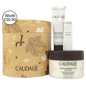 Caudalie Gourmand Body Gift Set