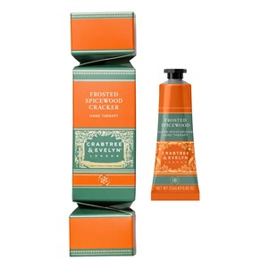 Crabtree & Evelyn Frosted Spicewood Cracker