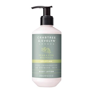 Crabtree & Evelyn Pear & Pink Magnolia Uplifting Body Lotion 250ml