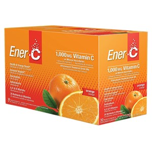 Ener-C 1000mg Vitamin C - Orange 30 Sachets