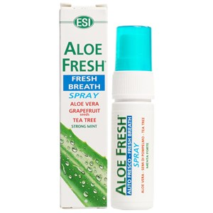 ESI Aloe Fresh Mouthspray 20ml