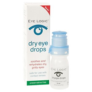 Eye Logic Dry Eyes Drops 10ml