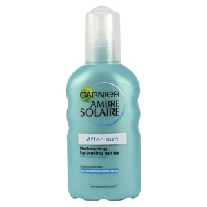 Garnier Ambre Solaire After Sun Refreshing Hydrating Spray 200ml
