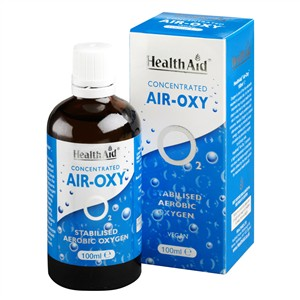 HealthAid Air Oxy (Stabilised Aerobic Oxygen) Liquid 100ml