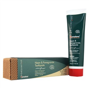 Himalaya Neem & Pomegranate Toothpaste 113ml