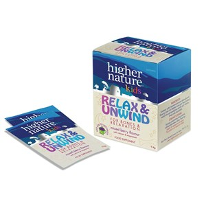 Higher Nature Kids Relax & Unwind 10 satchets