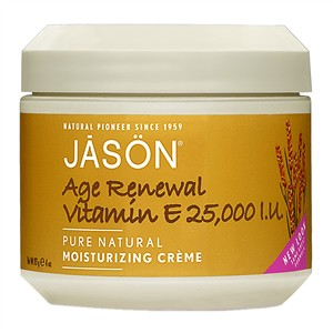 Jason Age Renewal Vitamin E 25000IU Cream 113g